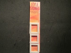 Style Stones - Open Frames B
