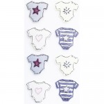 Artoz 3D Sticker Baby Romper Suit