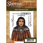 Crafters Companion Stamps - Sheena Douglass Mother Nature