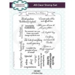 Creative Expressions - Jamie Rodgers - A Perfect Day A5 Stamp Sheet