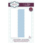 Creative Expressions Dies by Sue Wilson - Clean and Simple - Zig Zag Border
