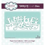 Creative Expressions Dies by Cathie Shuttleworth - Paper Cuts Collection - With Love Edger