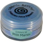 Cosmic Shimmer Mica Pigment - Phill Martin Graceful Blue