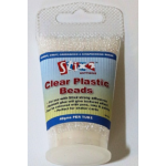Stix2 Clear Plastic Beads