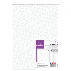Crafters Companion - A4 Foam Sheets