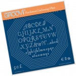 Clarity Groovi - Octagon Extension & Art Deco Alphabet