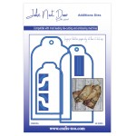 John Next Door - Addition Dies - Luggage Tags