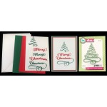 Impression Obsession - Merry Tree with Free Card Kit
