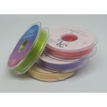 Satin Edge Organza Ribbon - 15mm