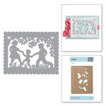Spellbinders Dies - Little Loves A2 Card Front