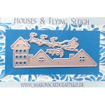 SCC - Houses & Flying Sleigh