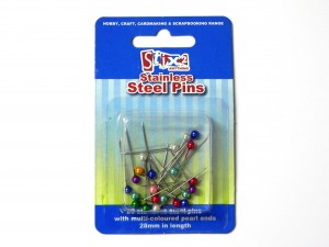Stix2 Stainless Steel Pins