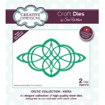 Creative Expressions Dies by Sue Wilson - Celtic Collection - Kiera