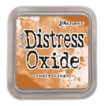 Ranger Tim Holtz Distress Oxide Ink Pad - Rusty Hinge