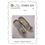 Dolly Dimples - Template - Shoes